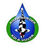 Logo Adviesgroep Koi en vijver
