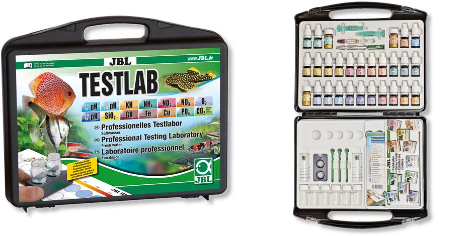 Adviegroep Koi en vijver - JBL Testlab koffer