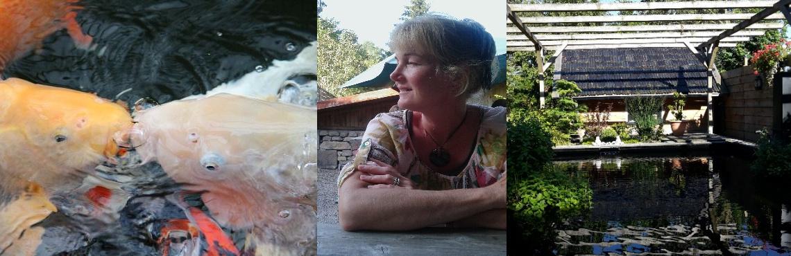 Adviesgroep Koi & vijver adviseur: Alie de Boer